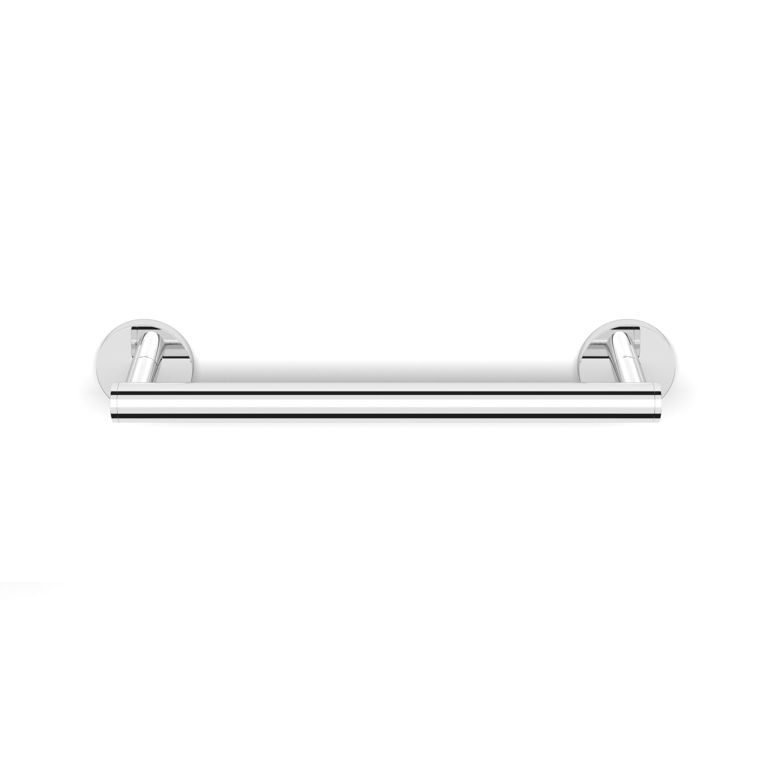 AKW Velena radius straight grab rail 300mm - Sold by Victoria Plum