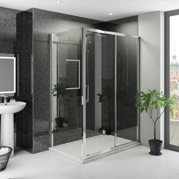 Multipanel Classic Premier Twilight Hydrolock shower wall panel 598