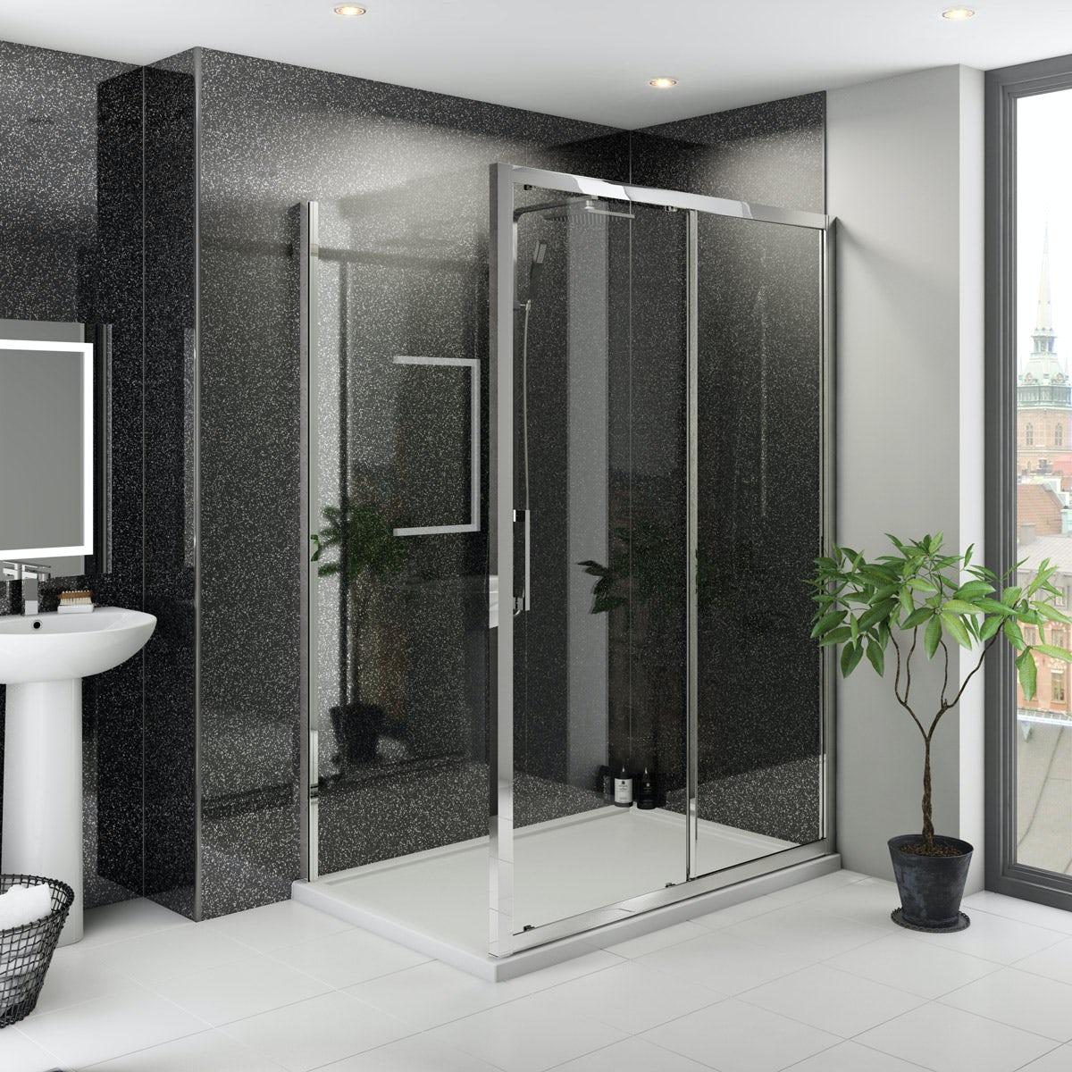 Multipanel Classic Premier Twilight Hydrolock shower wall panel