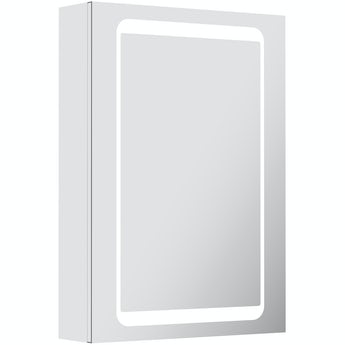 Mode Novus LED dual lit mirror cabinet
