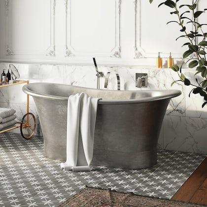 Belle de Louvain Rembrandt tin bath