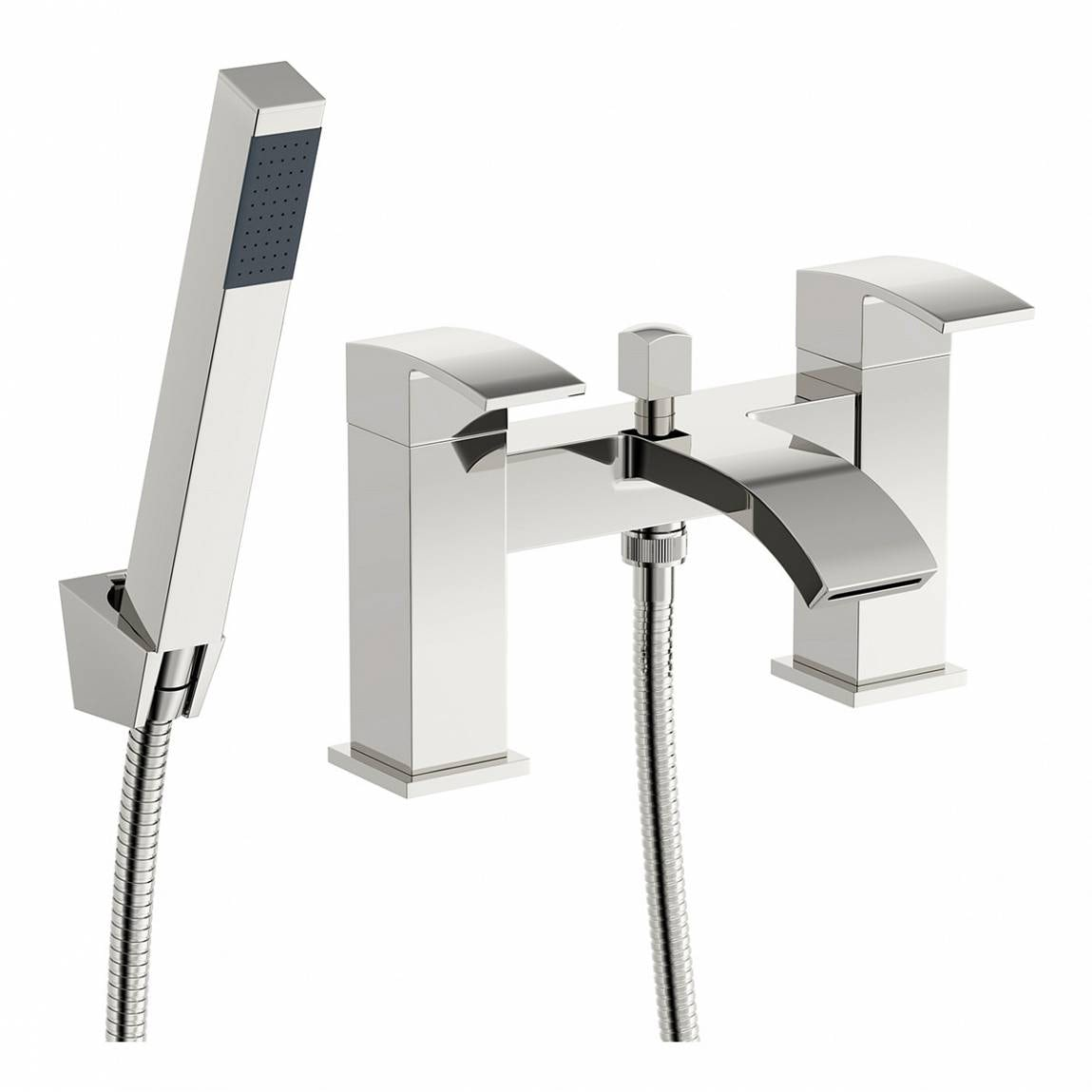 Orchard Wye bath shower mixer tap offer pack
