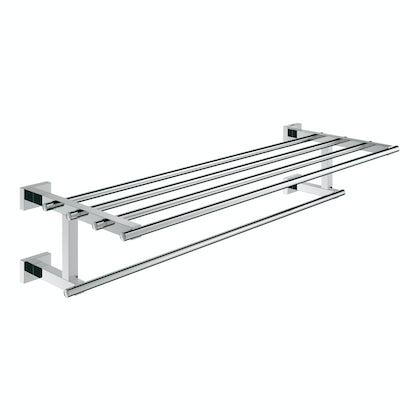 Grohe Essentials Cube multi-towel rail 600 mm