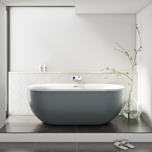 Mode Ellis storm bath and shower suite