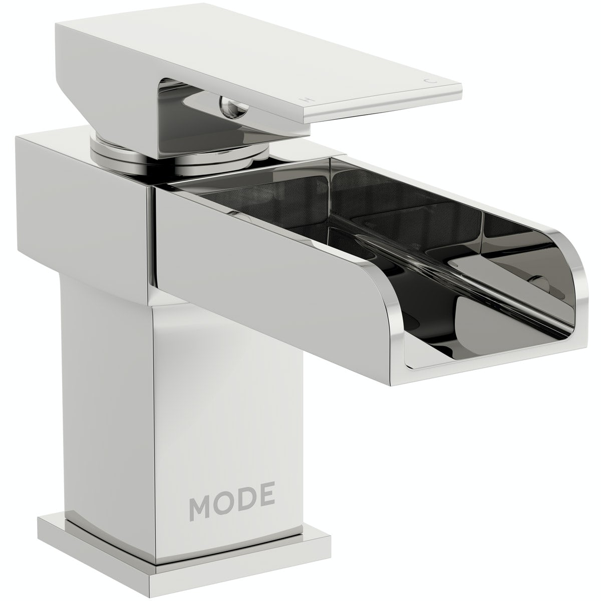 Mode Carter waterfall basin mixer tap