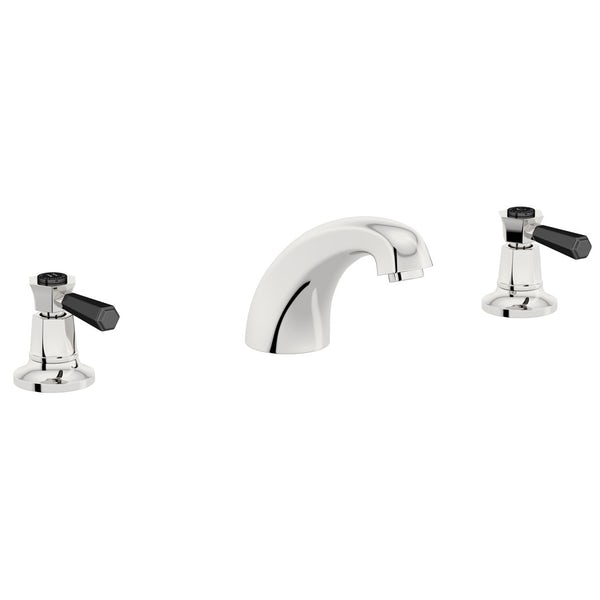 The Bath Co. Beaumont lever 3 hole basin and bath shower mixer tap pack