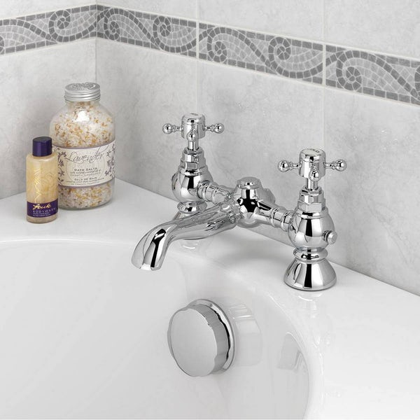 Coniston Basin and Bath Mixer Pack