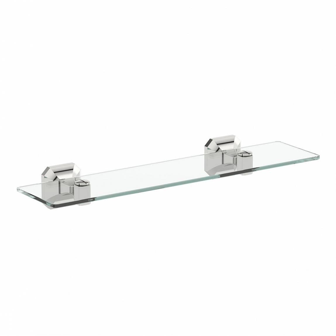 The Bath Co. Camberley glass shelf
