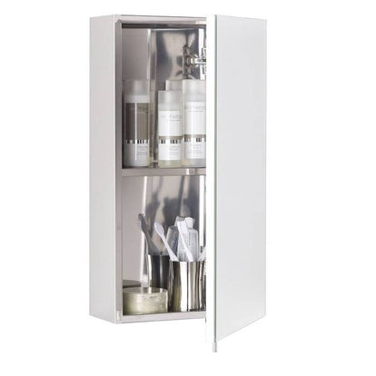 Reflex stainless steel cabinet for Bathroom cabinets victoria plumb