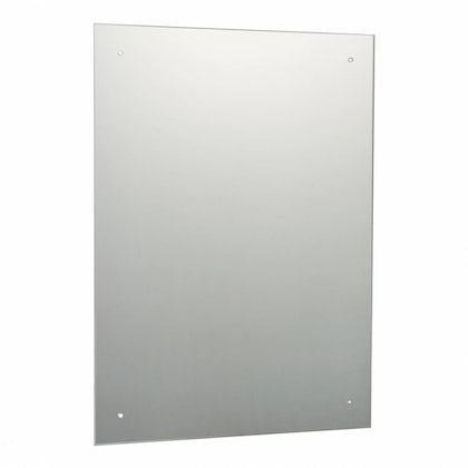 Rectangular Bevelled Edge Drilled Mirror 60x45cm
