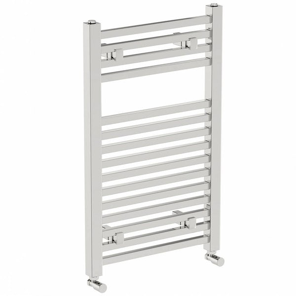 Wye Heated Towel Rail 800 x 490