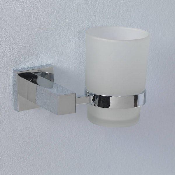 Cubik Single Tumbler & Holder