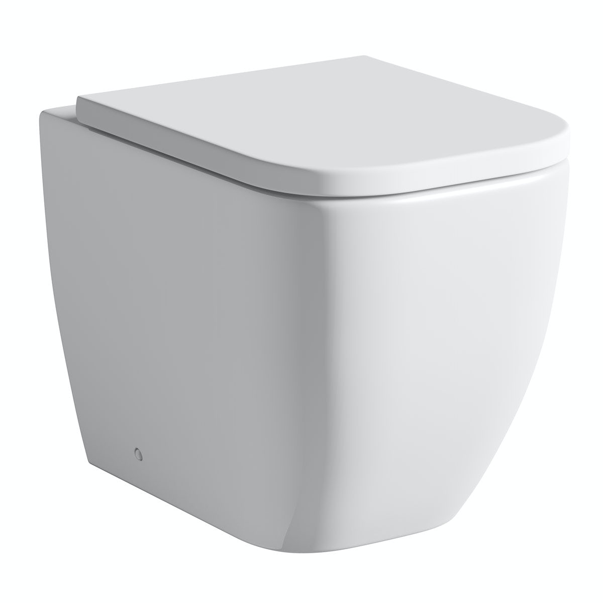 Mode Ellis back to wall toilet with soft close seat