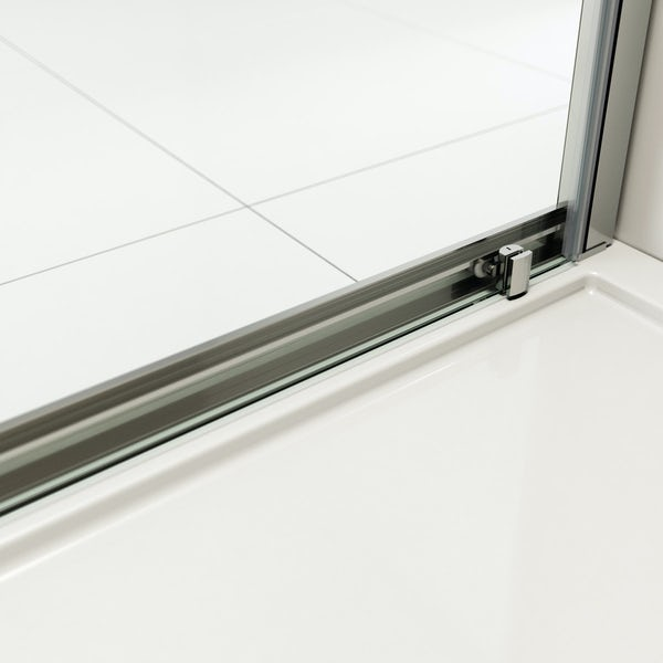 Mode Hardy premium 8mm easy clean sliding shower door