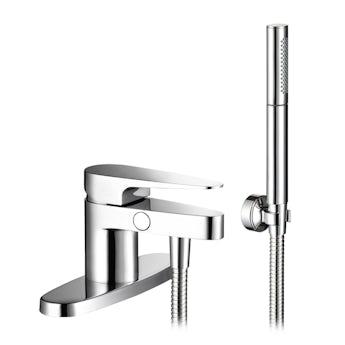 Mira Precision bath shower mixer tap