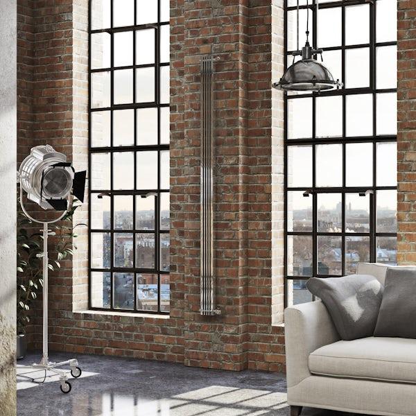 Cadence vertical radiator 2000 x 140