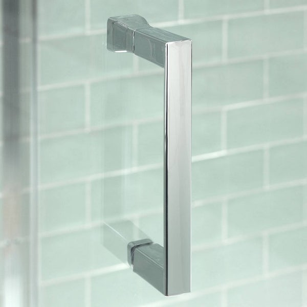 4mm Bifold Shower Enclosure 760 with Simplite Shower Tray