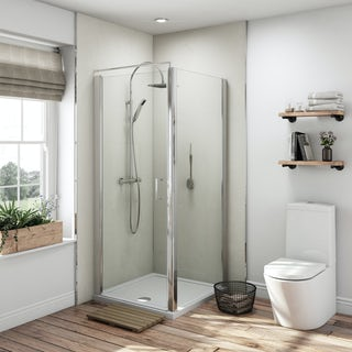 Multipanel Classic Marfil Cream Hydrolock shower wall panel