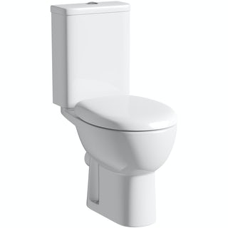 Orchard Elena close coupled toilet inc soft close seat