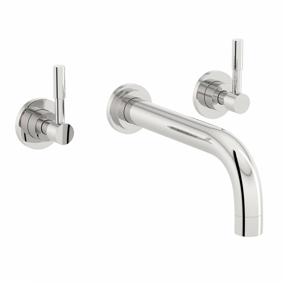 Mode Harrison wall mounted basin mixer tap