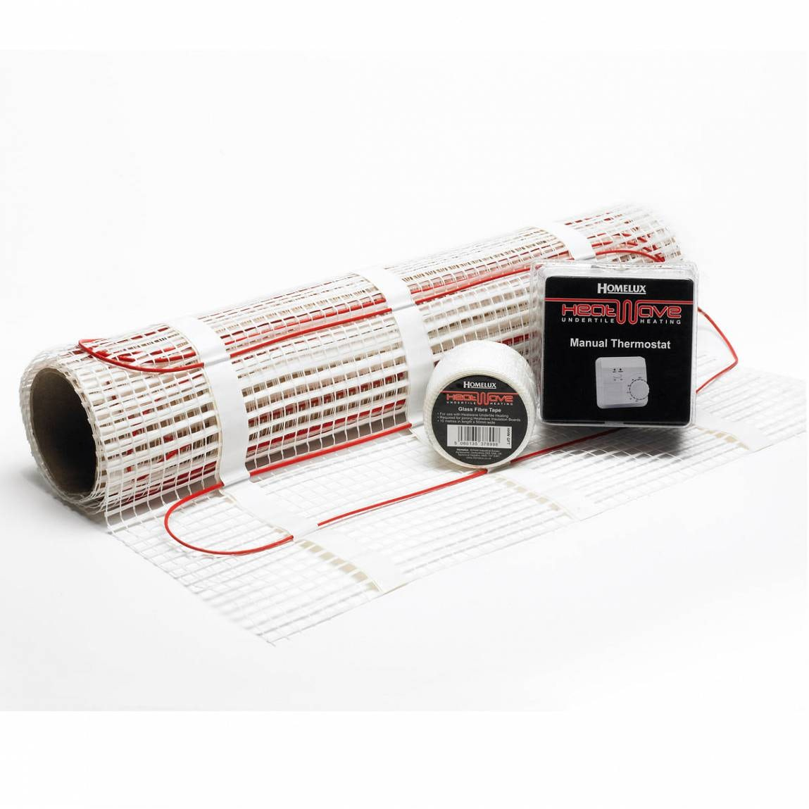 Image of Underfloor heating kit 1sqm