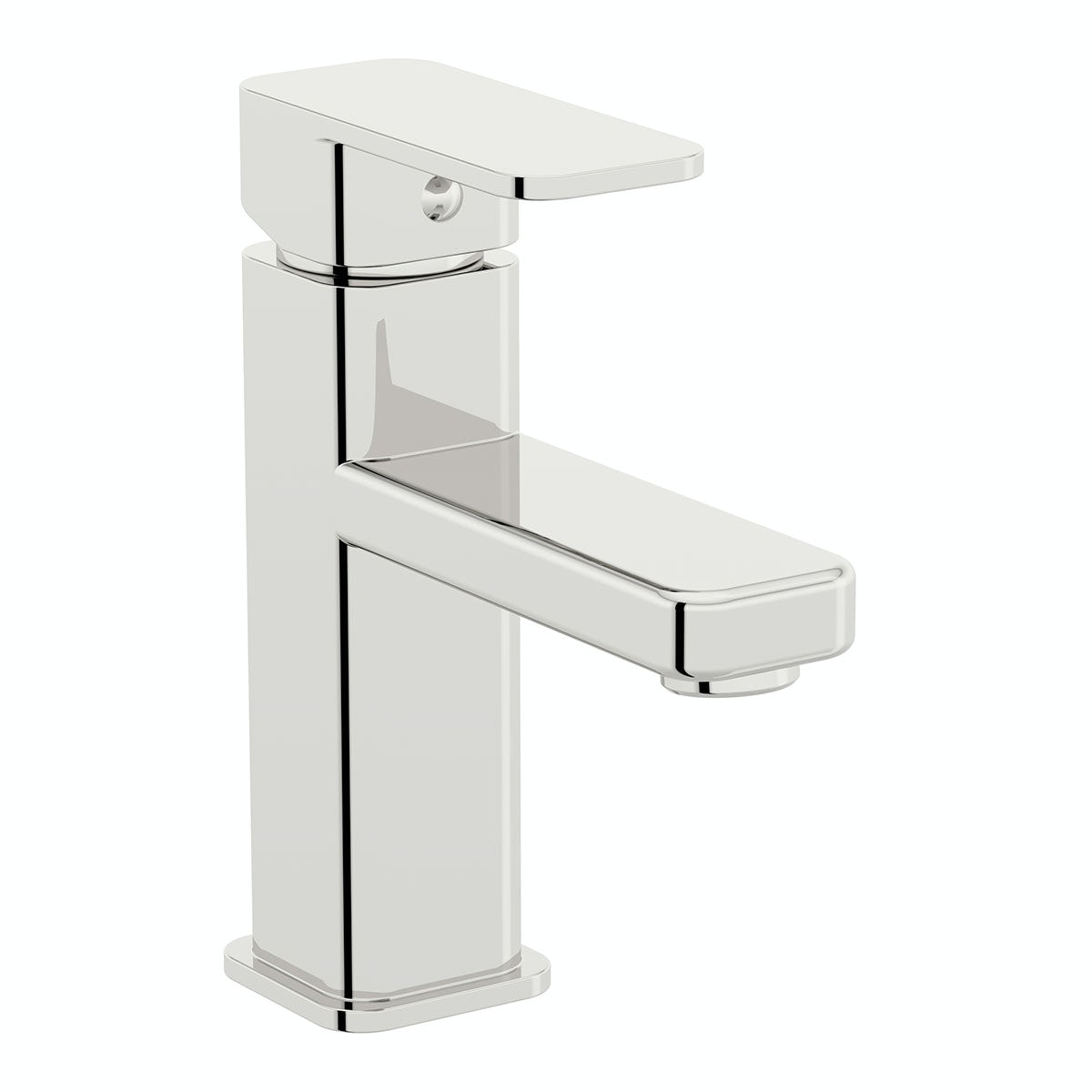 Orchard Quartz basin mixer tap