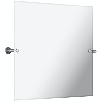The Bath Co. Traditional square pivot mirror