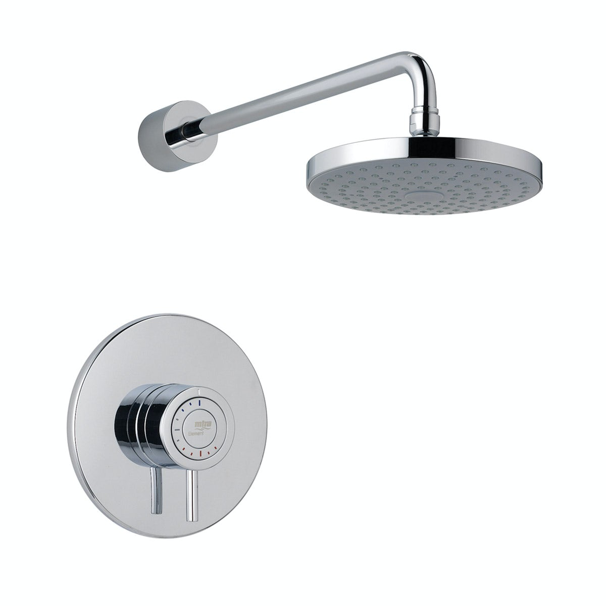 Mira Element BIR thermostatic mixer shower
