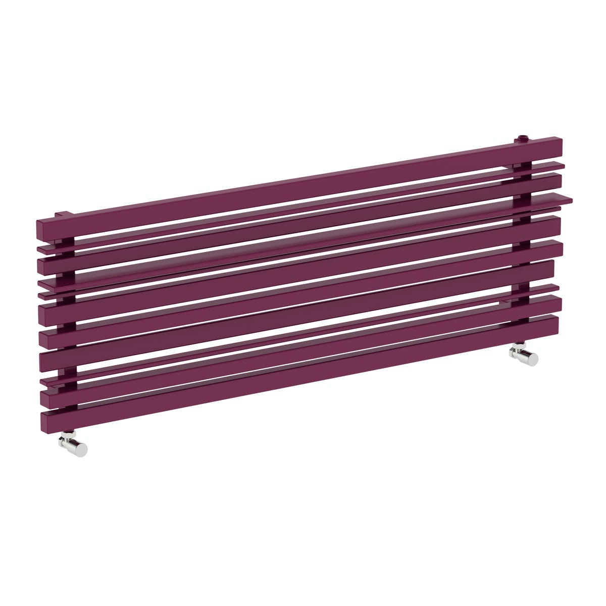 Sherwood purple violet horizontal radiator 440 x 1300