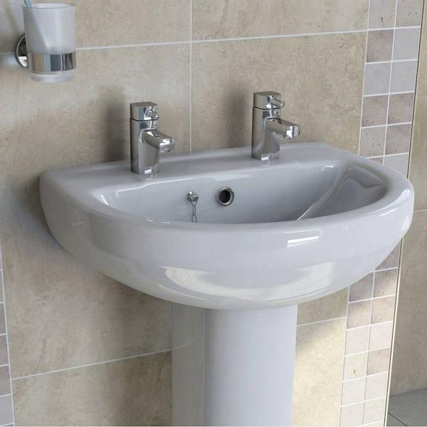 Derwent Basin and Bath Tap Pack