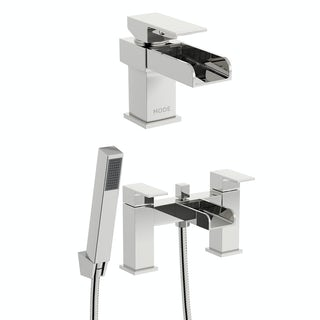 Carter Basin and Bath Shower Mixer Pack