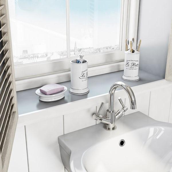 The Bath Co. Le bain soap dish