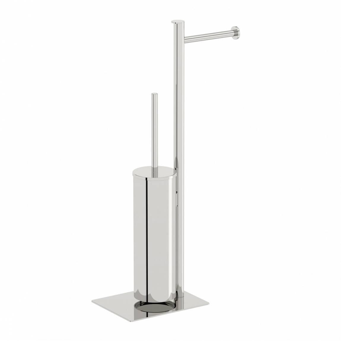 Options Medium Freestanding Toilet Organiser