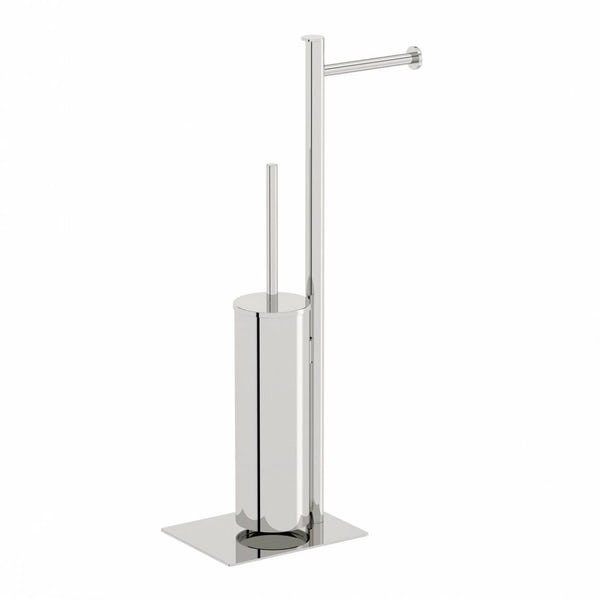Options Medium Freestanding Toilet Organiser