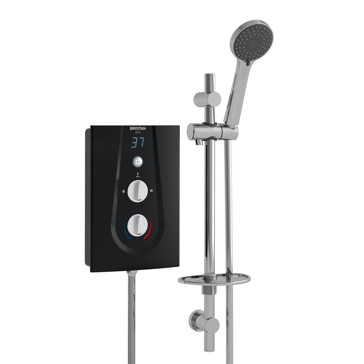 Bristan Glee 9.5kw electric shower black