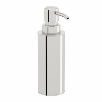 Orchard Options freestanding slim stainless steel soap dispenser