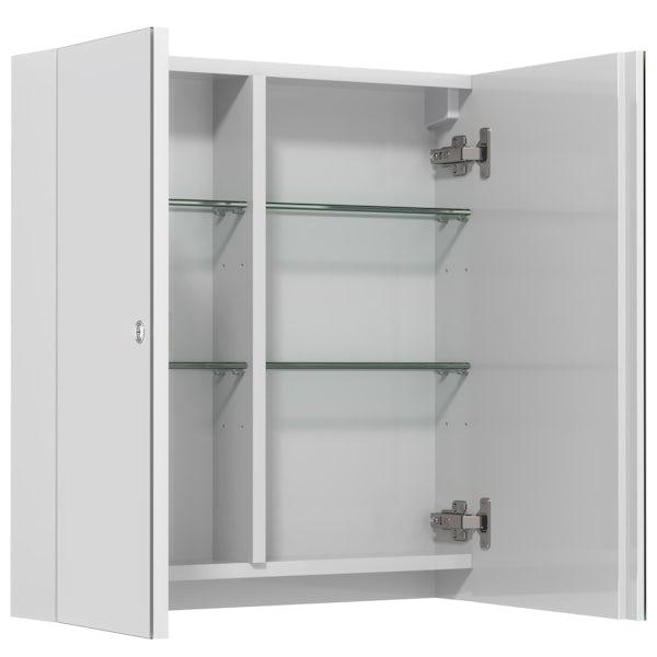 Mode Lockable medicine cabinet