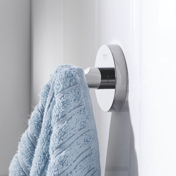 Grohe Essentials robe hook