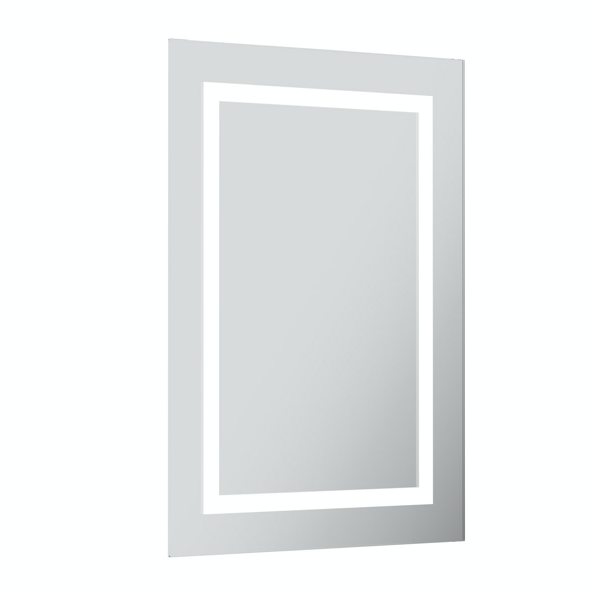Mode Shine rectangular LED mirror