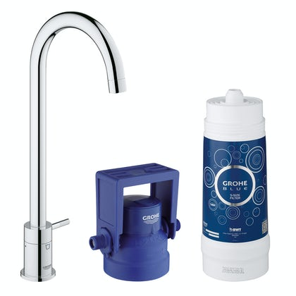 Grohe Blue Pure filter kitchen tap