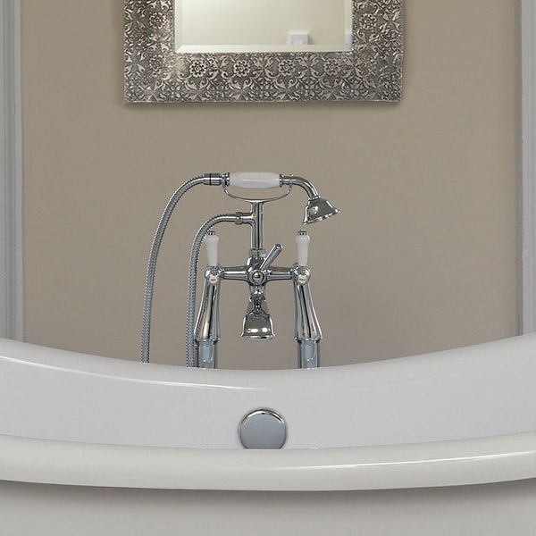 Winchester Basin and Bath Shower Mixer Pack