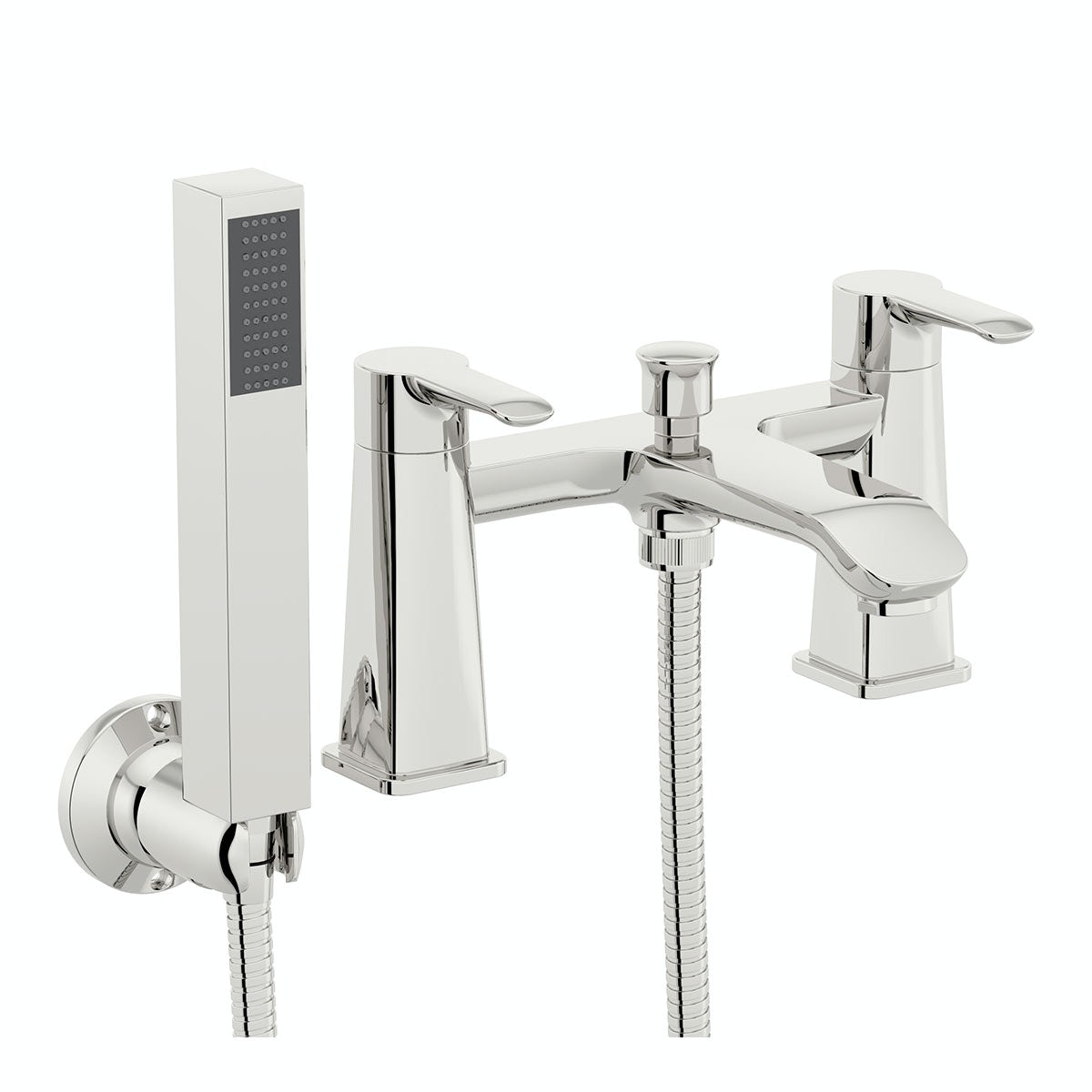 Orchard Wave bath shower mixer tap