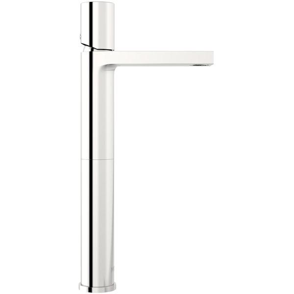 Mode Heath high rise basin mixer tap