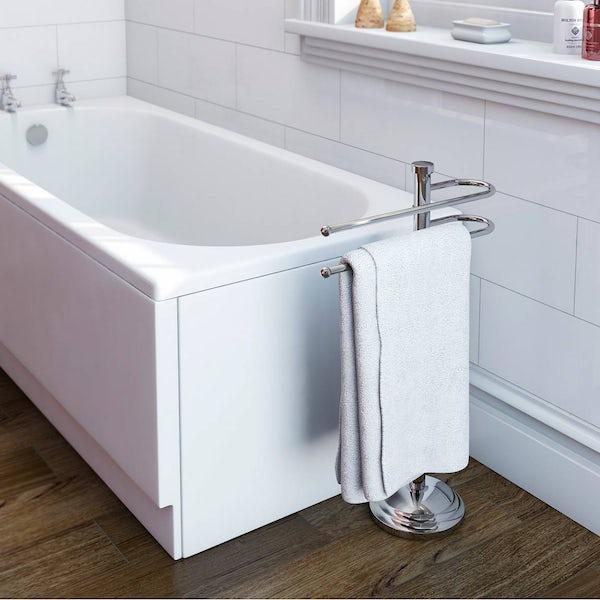 Traditional Freestanding Towel Rail