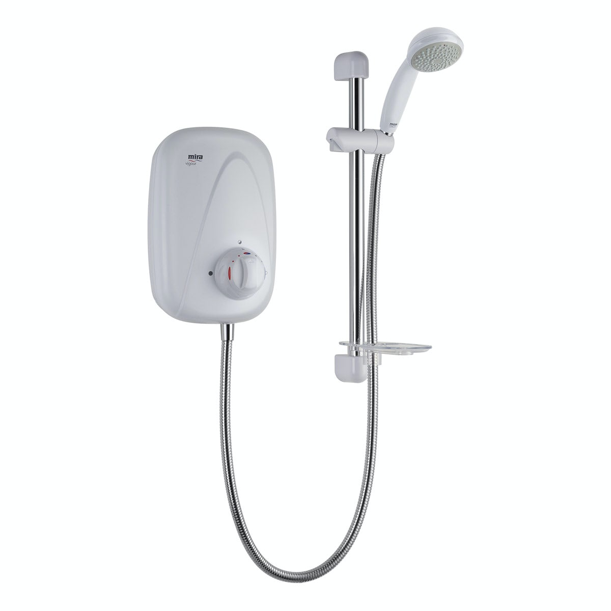 Mira Vigour manual power shower