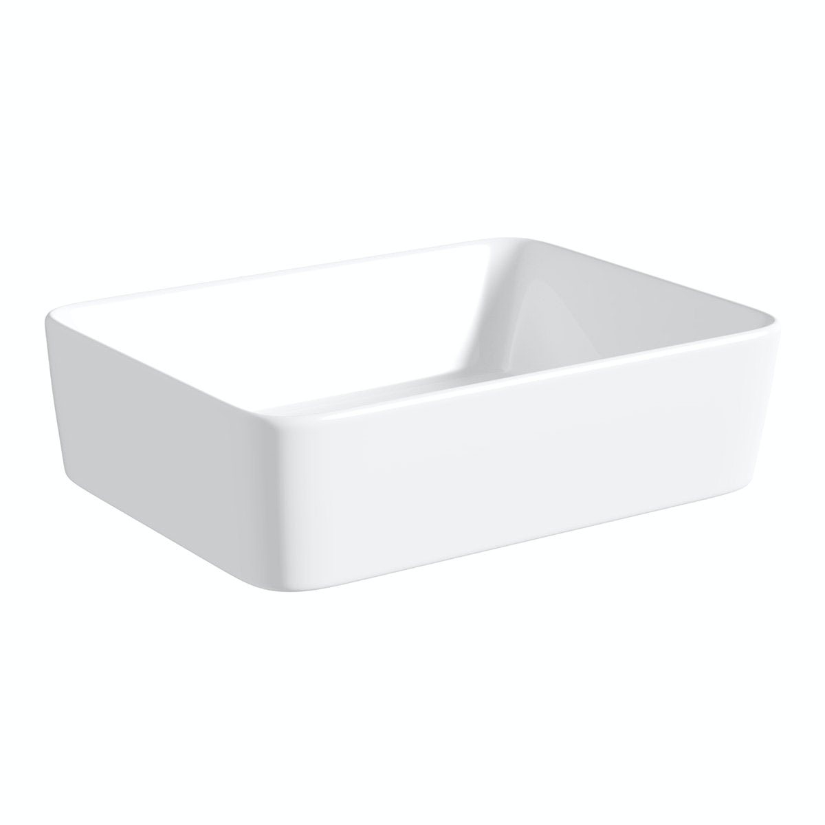 Mode Ellis counter top basin 485mm with waste