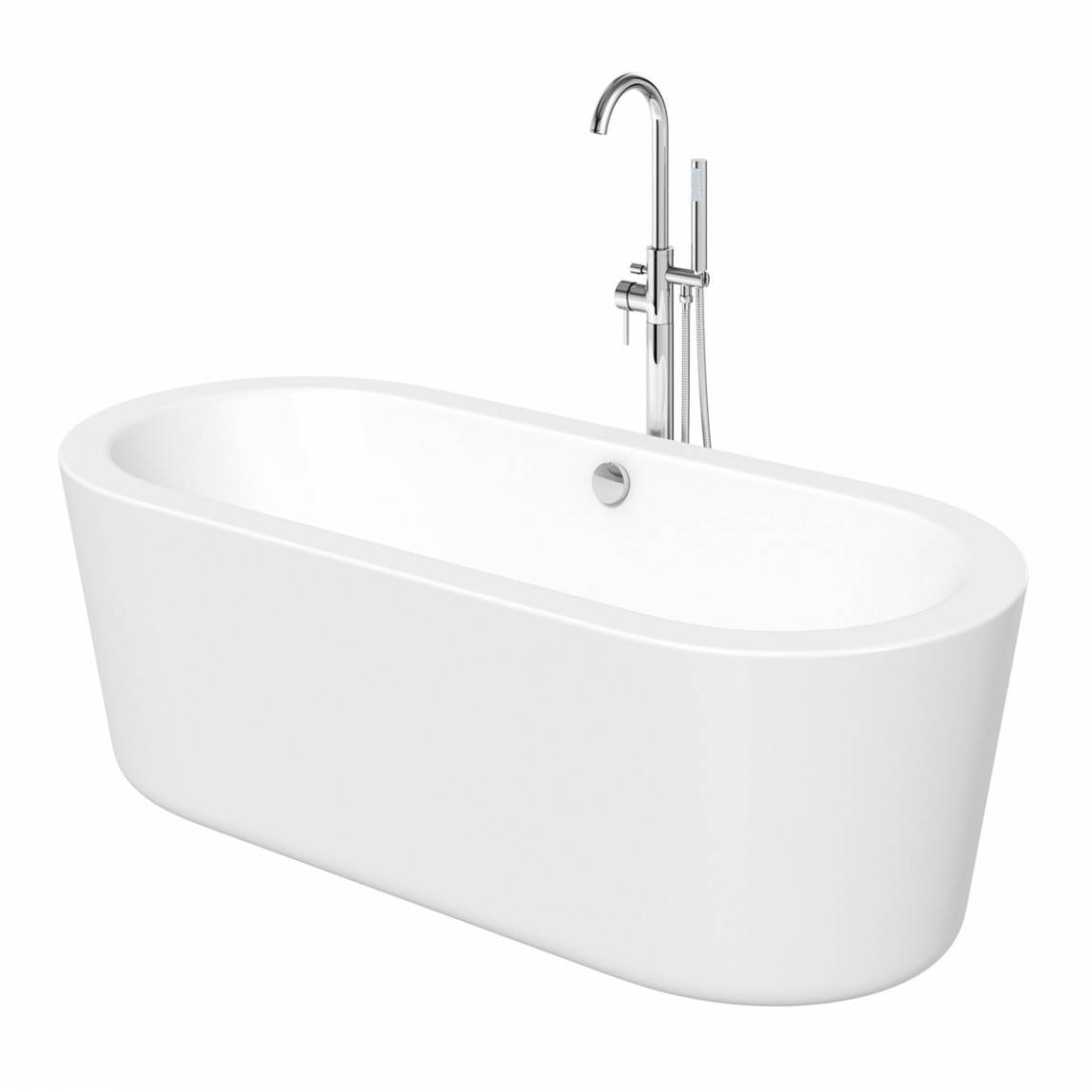 Orchard Wharfe freestanding bath offer pack 1565 x 740