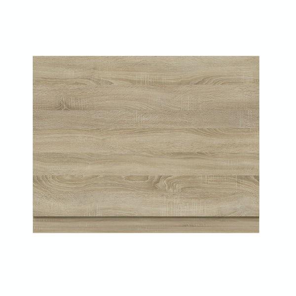 Wye oak panel pack 1700 x 700mm