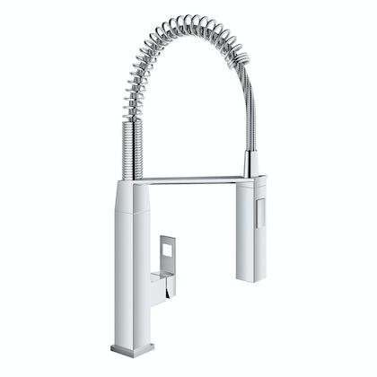Grohe Eurocube Profi-spray kitchen tap