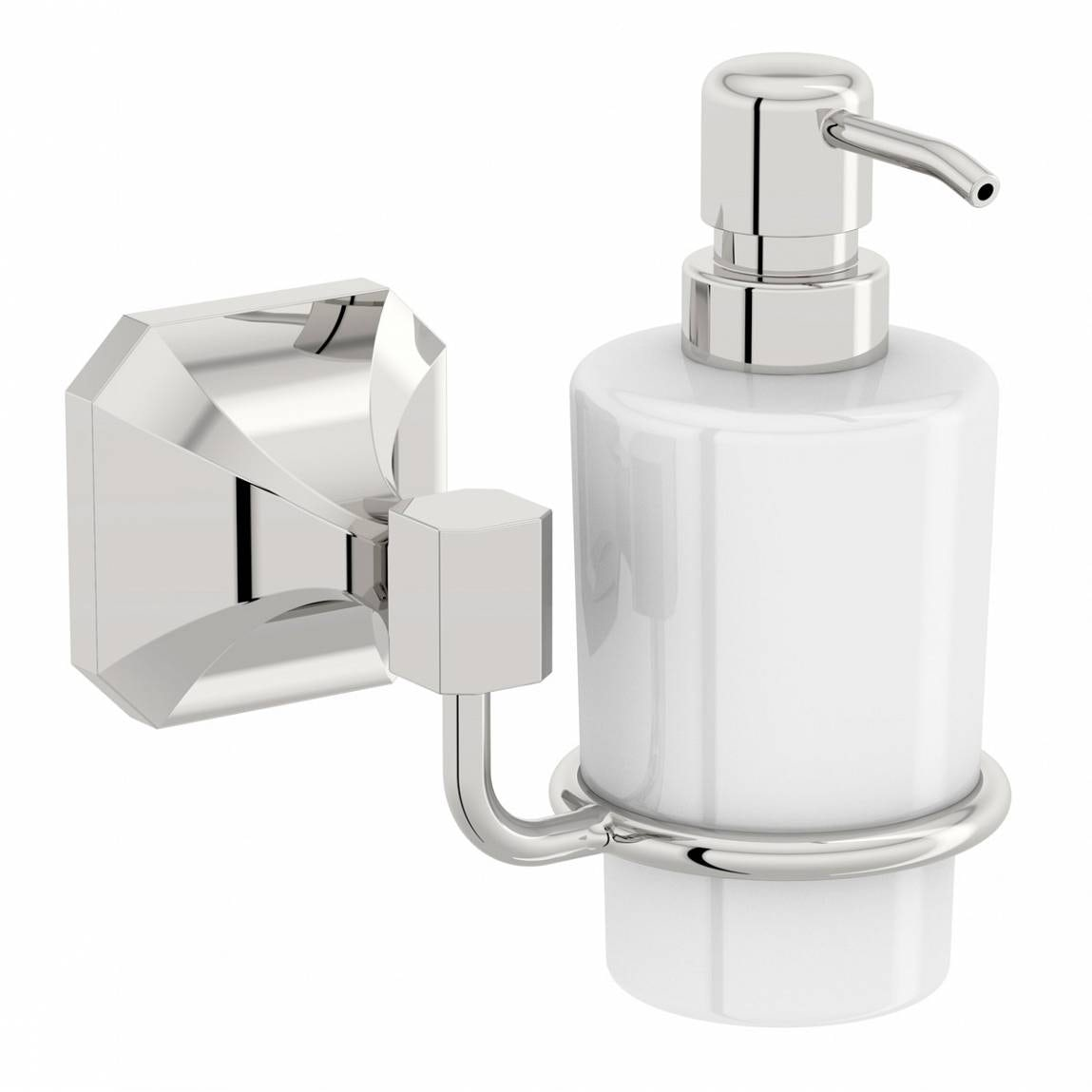 Camberley Ceramic Soap Pump Dispenser